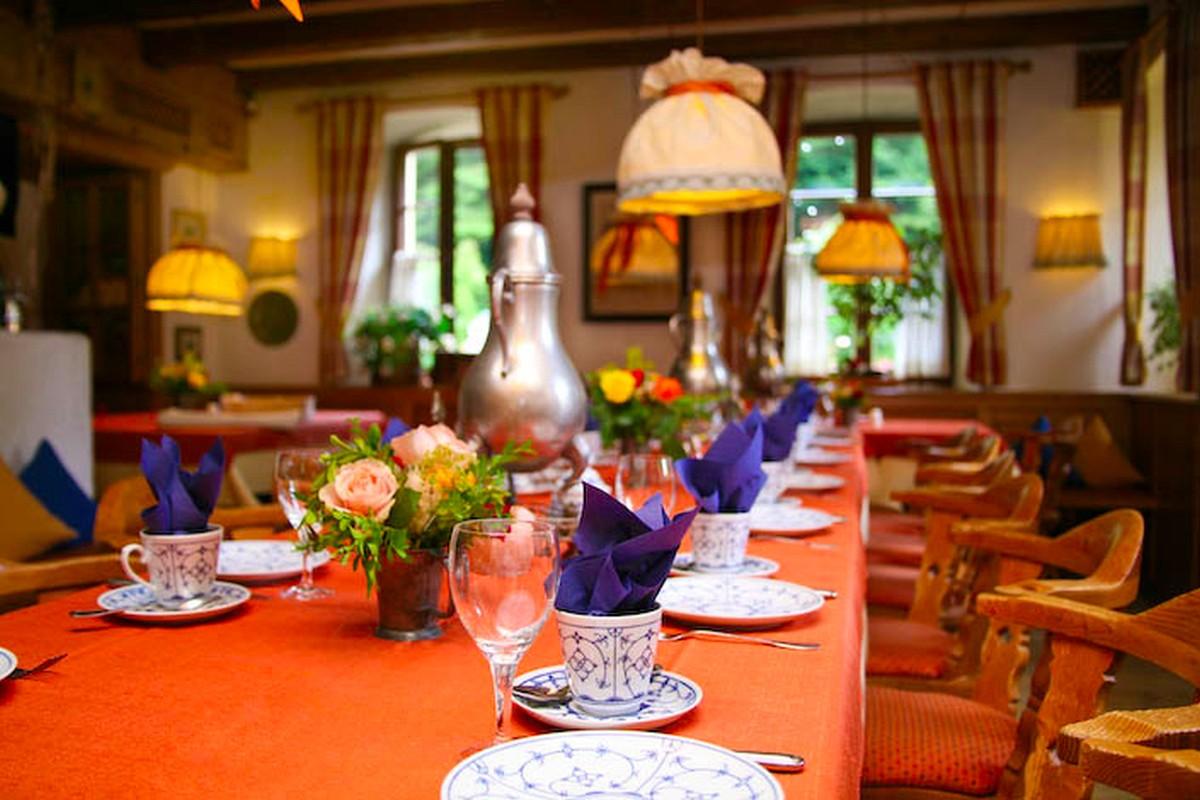 Bergneustadt Niederrengse – Rengser Mühle Restaurant Café Hotel