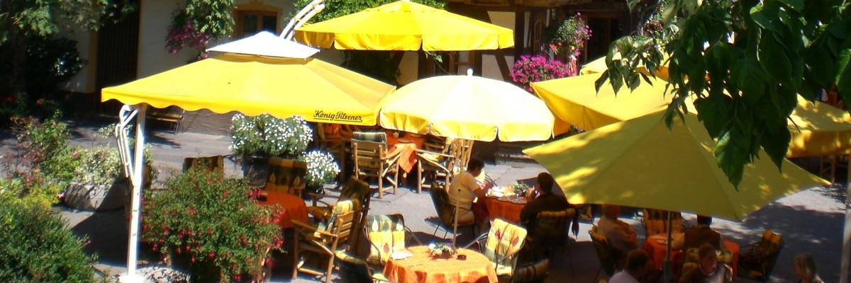 Bergisches Land Impressionen Garten – Rengser Mühle Restaurant Café ...